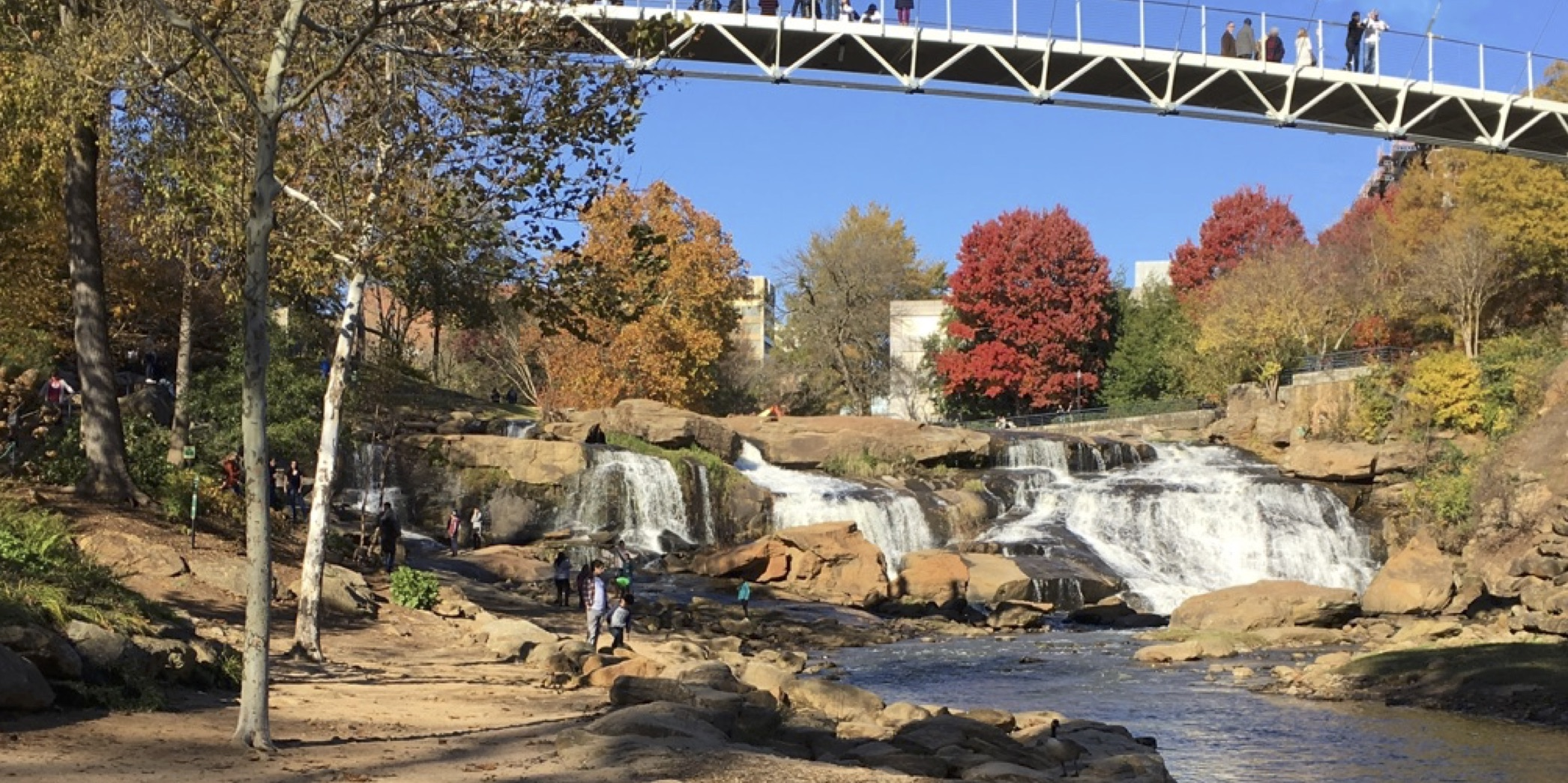 photos of downtown greenville